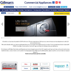 Gillmans Commercial Appliances